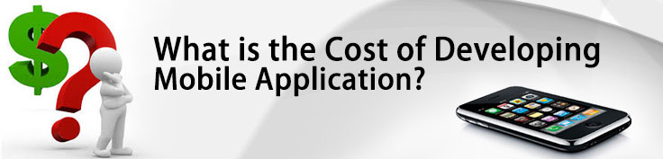 What is The Cost of Developing Mobile Application?